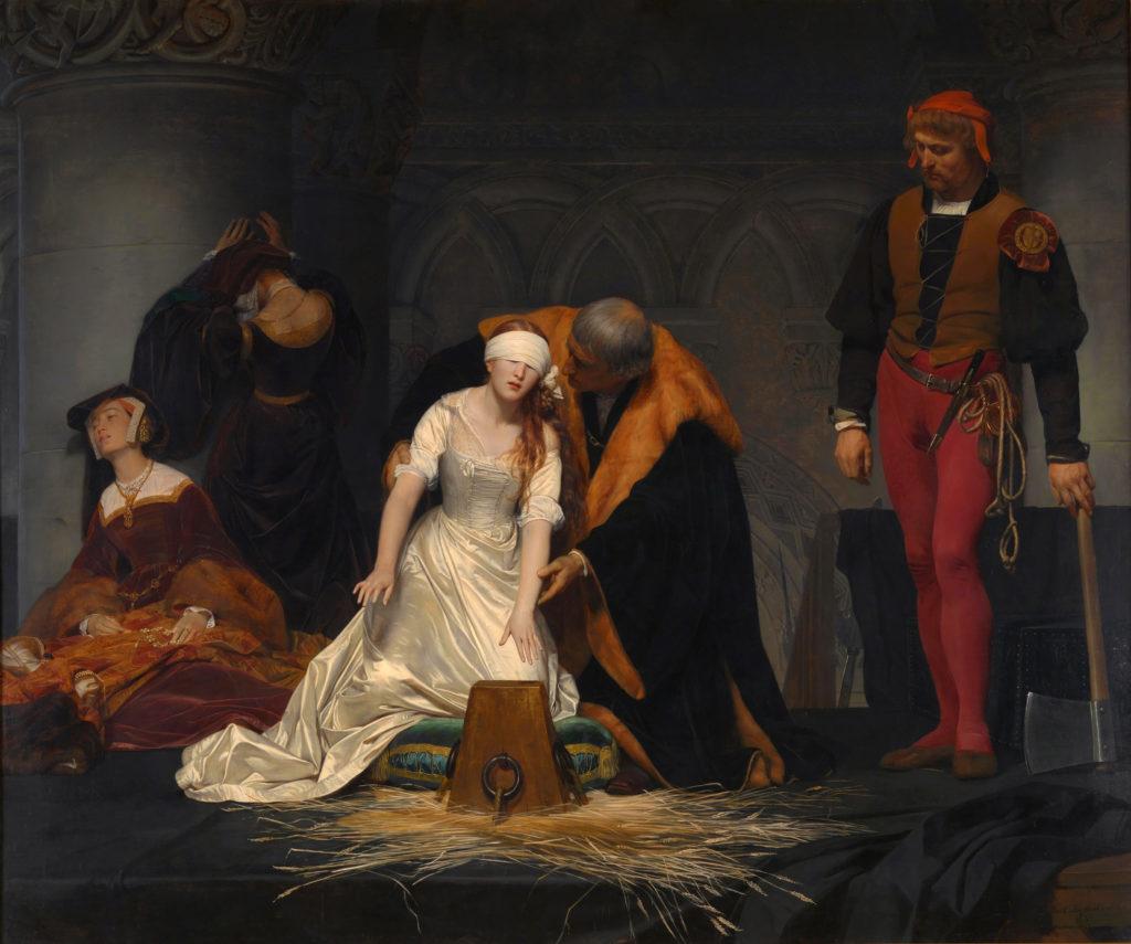 PAUL_DELAROCHE_-_Ejecución_de_Lady_Jane_Grey_(National_Gallery_de_Londres,_1834)