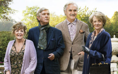 """Tales of Hoffman: A Preview of """"Quartet"""""""